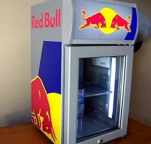 Сильный шум Mini Refrigerator - redbyl.jpg
