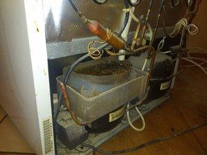 моторы холодильника Минск работают а холода нет - minsk.jpg