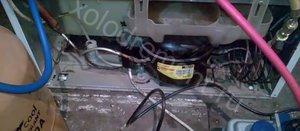 Заправка хладагентом холодильника indesit B18 FNF - zapravka-indezit (6).jpg